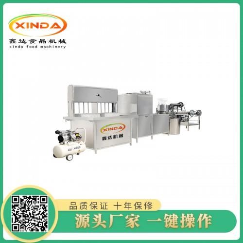 全自动豆腐机器 新款豆腐机好操作 操作简单效率高