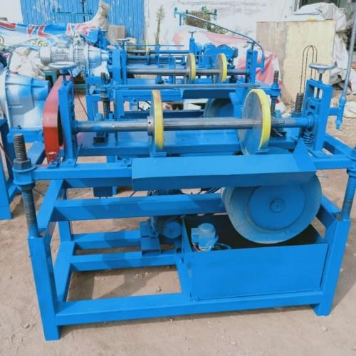 从邦机械供应6公分钢丝短料倒角机械,自动送料方便人工欢迎选购