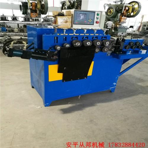 从邦机械供应全自动打圈机 小型打圈机 实体工厂生产质量可靠