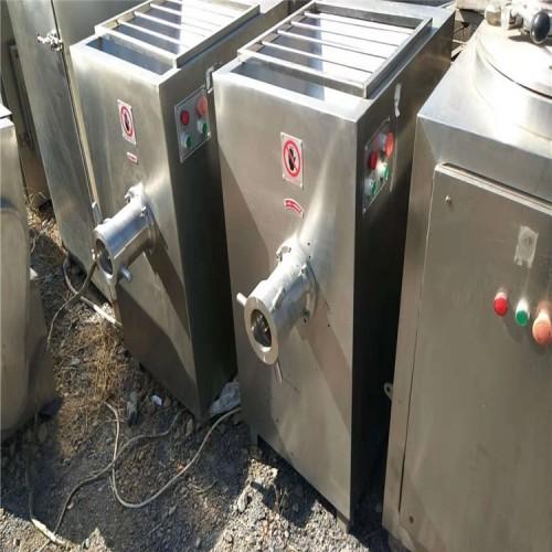 不锈钢冻肉绞肉机 全自动多功能冻肉绞肉机