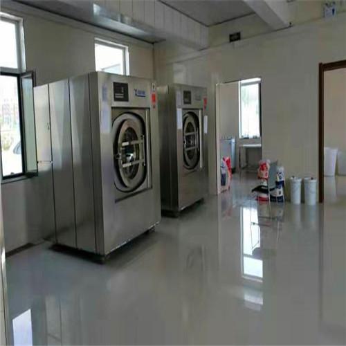 宾馆洗涤熨烫设备 酒店布草洗衣烫平机使用效率高