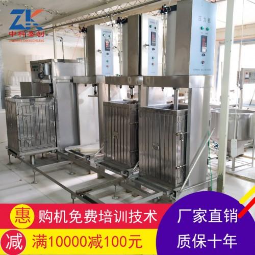 江西自动豆干机 香干生产设备 数控豆腐干机哪里有卖的