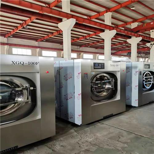 提升酒店宾馆洗涤设备工艺 改善布草洗衣机操作方法