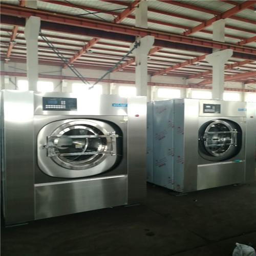 计算酒店宾馆布草水洗厂利润 值得选用的洗衣机洗涤设备
