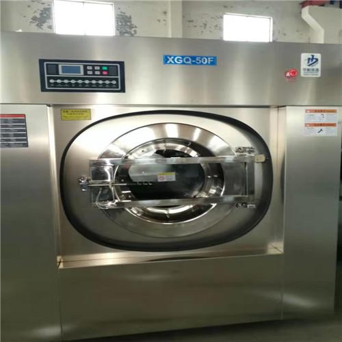 医院洗衣房配置一条龙洗涤设备 全自动医用洗衣机烘干机