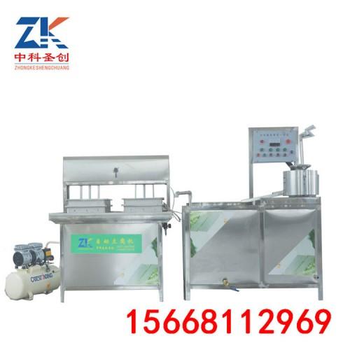 廊坊全自动豆腐机哪里有卖的 做豆腐的机器多少钱一台