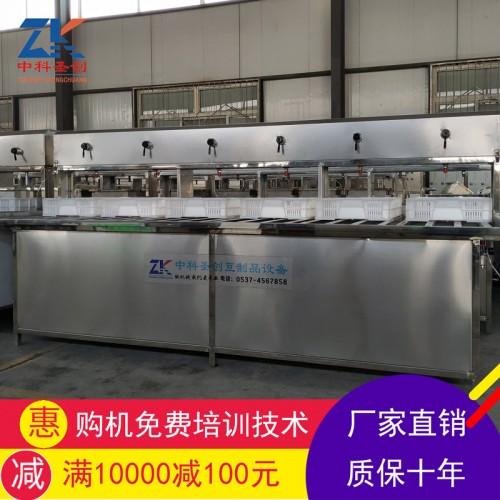 吴江自动豆腐机 做豆腐的机器 多功能豆腐机厂家