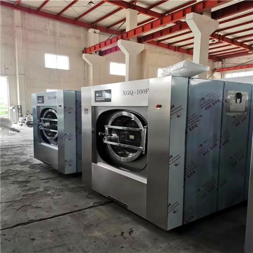 工业节能型宾馆洗涤设备 酒店布草水洗设备运行步骤