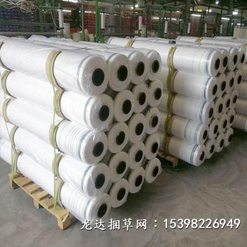黑龙江打捆网 LD2000M捆草网 玉米秸秆塑料网