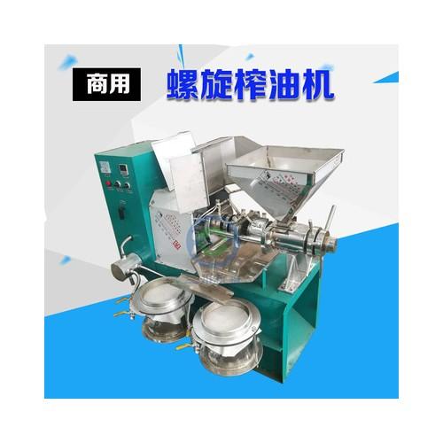 厂家直销螺旋榨油机 条排冷榨机 榨油机全套设备