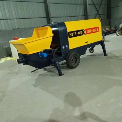 40型混凝土浇筑泵