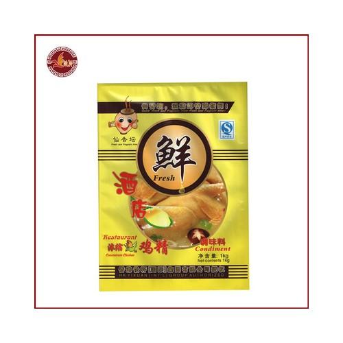 供应2.5kg火锅底汤餐饮饭店食堂炒菜调味品味精江浙沪包邮