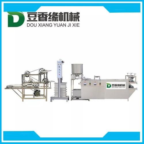 临沂仿手工豆腐皮机厂家直销 大型豆腐皮机时产200斤