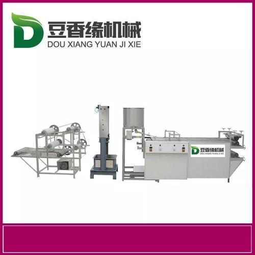宜昌全自动豆腐皮机时产100斤 新型豆腐皮机器商用