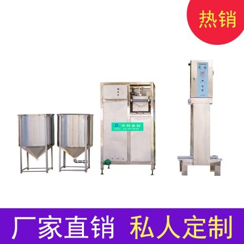 阜阳大型豆干生产线设备 自动豆干机 豆腐干机报价