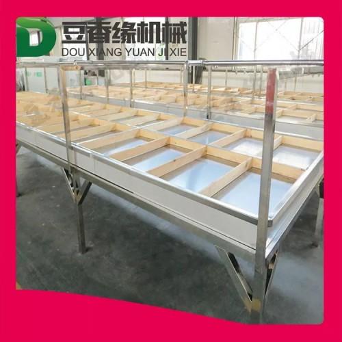 江门节能腐竹机厂家 大型腐竹机生产视频