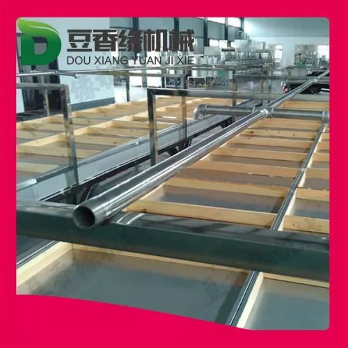 湛江高产量商用腐竹机 优质耐用油皮机设备