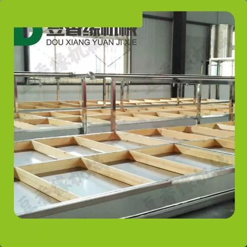 湖南手工腐竹机操作简单安全卫生 锅炉蒸汽式腐竹机
