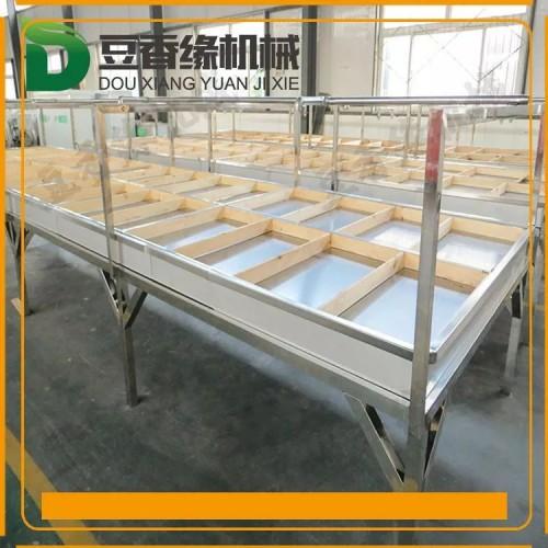 福州锅炉蒸汽式腐竹机 大型腐竹机生产线厂家