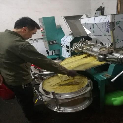 山茶籽榨油机 液压榨油机 胡麻冷热两用榨油机