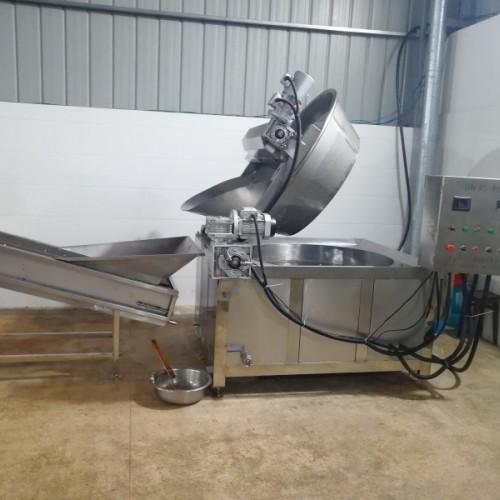 锅巴生产线  调味机