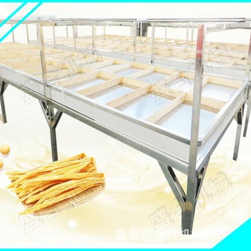 大型腐竹生产线 河南漯河腐竹机全自动 盛合豆制品成套设备