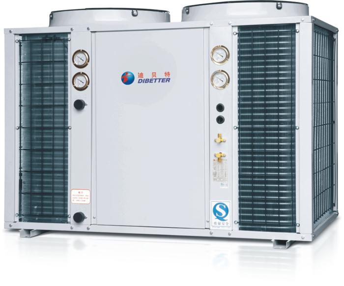 商用空气能热泵机组系列