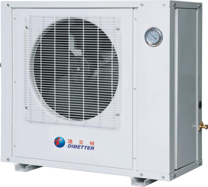 商用氟循环空气能热泵机组系列