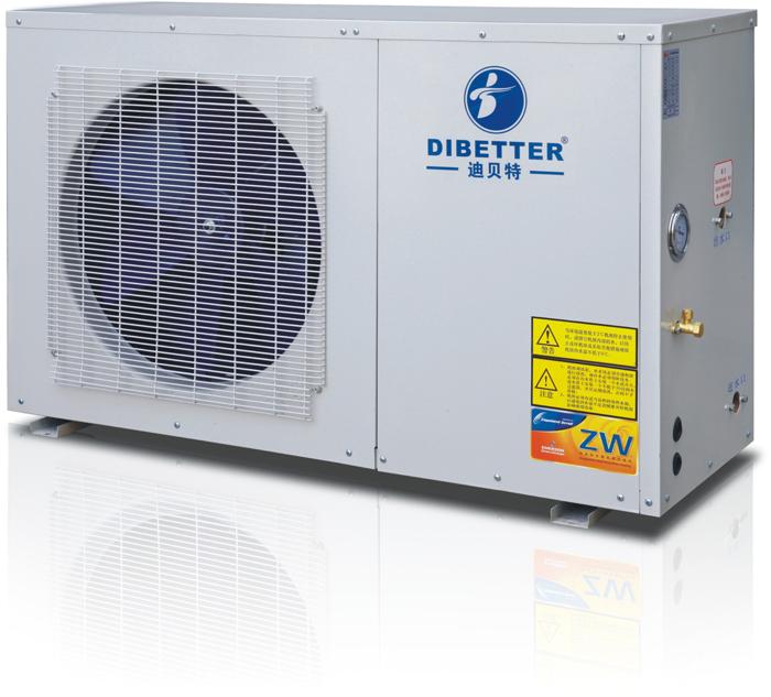 低温型热泵机组系列1