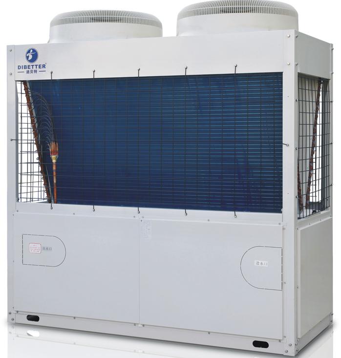 风冷冷热水回收机组(模块机)系列