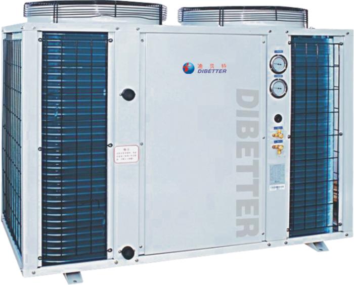 高温式热泵机组系列