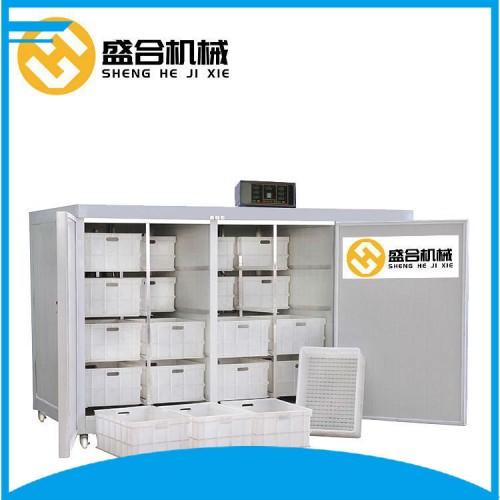 小型豆芽机节能节水 不锈钢支架豆芽机器 盛合厂家自产自销