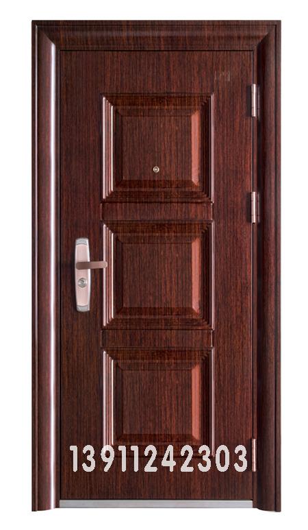 朝阳区日上防盗门销售中心 根据用户家门洞尺寸进行订做