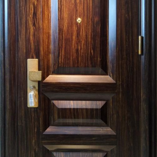 朝阳区专业定做安装警建防盗门 甲级门 家用入户门 工程门