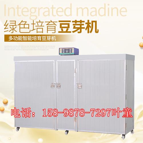 吉林松原批发用豆芽机 大型发豆芽机 豆芽机械设备