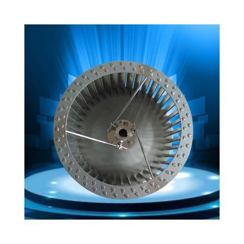 供应大风量冷却通风机 多翼式离心风机低噪音叶轮引风机可定制