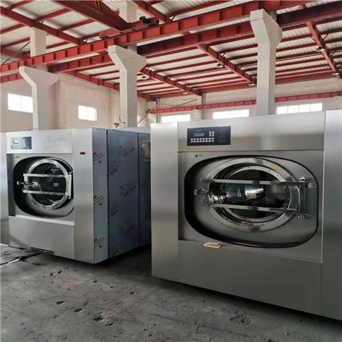 医院用洗衣机 洗衣房设备使用成本高于普通布草洗涤