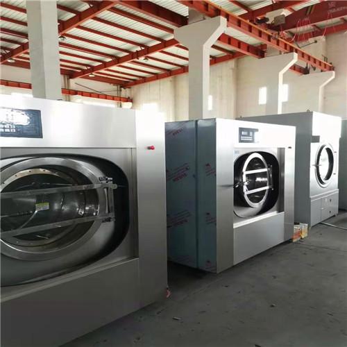 宾馆布草洗涤厂合理配置洗衣设备 洗涤设备价格性能
