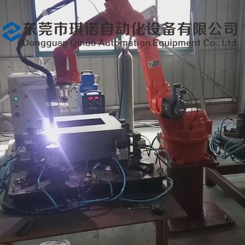 山东焊接自动化设备 汽车门边框焊接机械手
