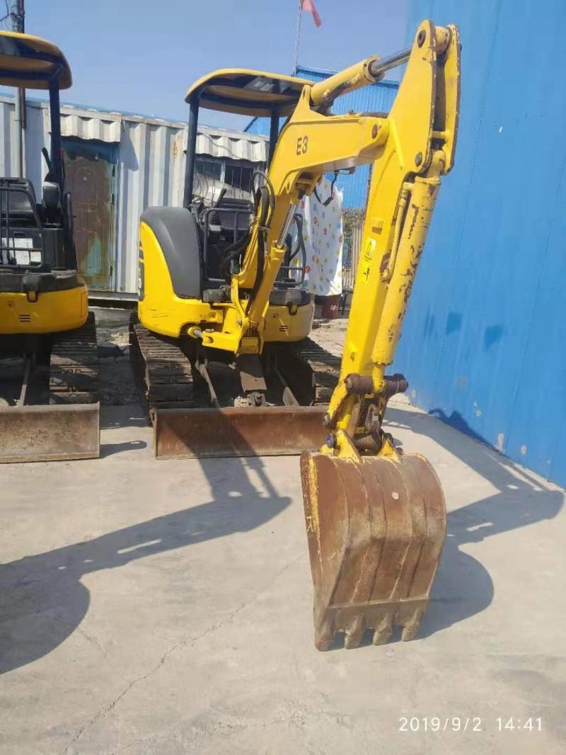 启达机械进口二手挖掘机