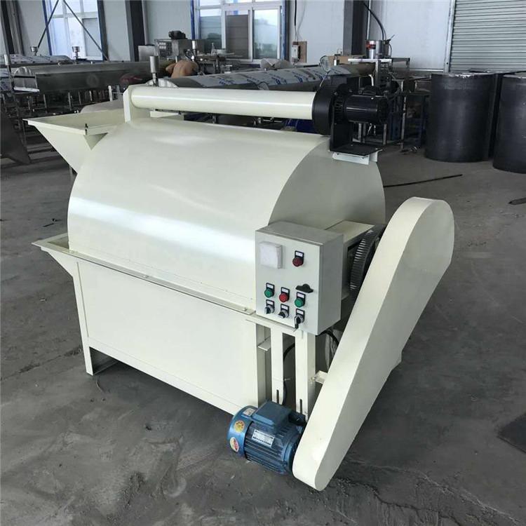 节能环保电加热炒货机 不锈钢电加热炒料机 炒货机