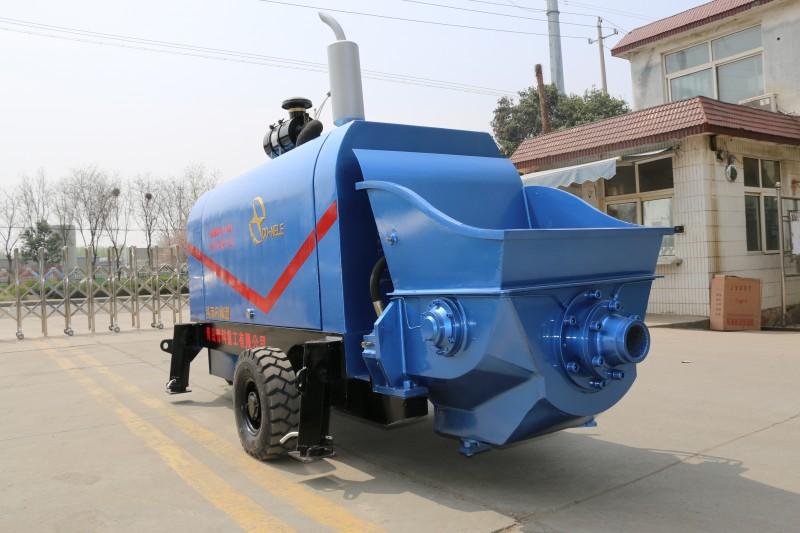 青科重工柴油细石泵(地泵)