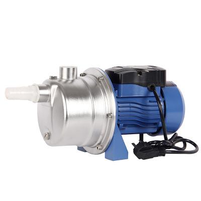 美德亨全自动双管自吸泵喷射园艺电泵不锈钢花园草坪灌溉假山水