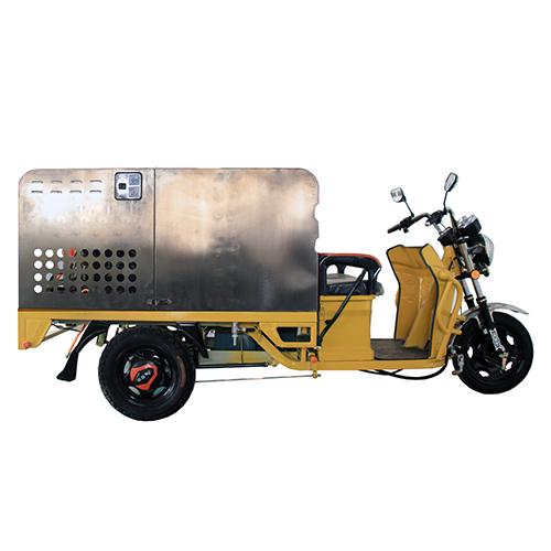 电动三轮高压清洗车