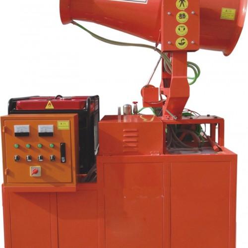 环保降尘治霾系列 工地降尘环保自动增湿降温除尘环保喷雾机