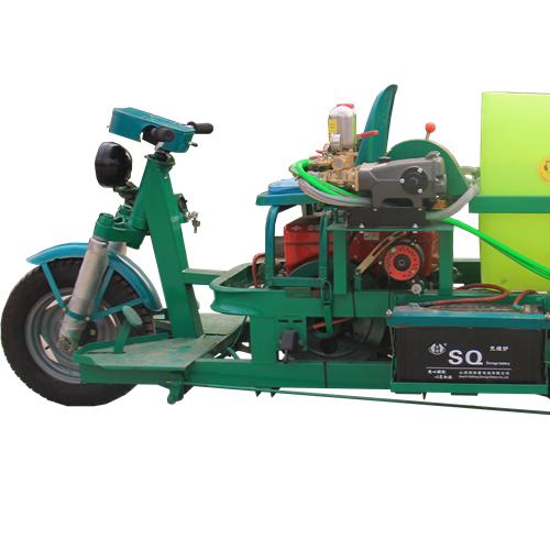 自走式果园喷雾机