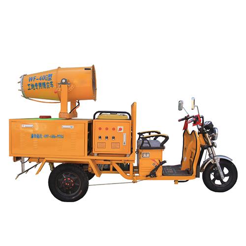 40型电动三轮喷雾车