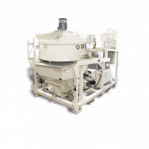 耐火材料搅拌输送泵
