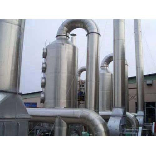 辽宁有机废气喷淋塔哪便宜「绿雅环保」设计定制