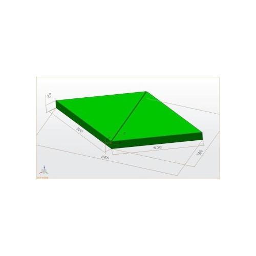 PC砖模具